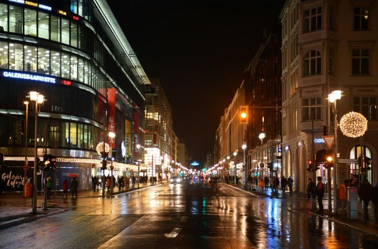 A proibição incluirá a famosa Friedrichstrasse
