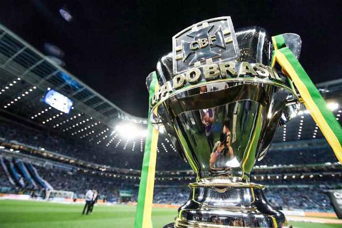 Taça Copa do Brasil.