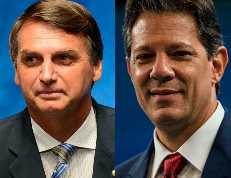 Considerando os votos por região, Bolsonaro continua vencendo em todas, exceção feita ao Nordeste, onde Haddad tem 53% das intenções de voto, contra 31% do capitão reformado.