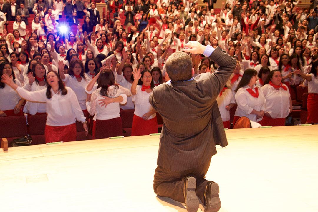 O que mais importa para a mobilização evangélica é precisamente a