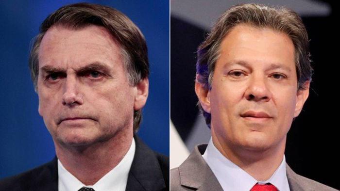 Candidatos atacaram adversários, mas encerraram com discurso de conciliação.