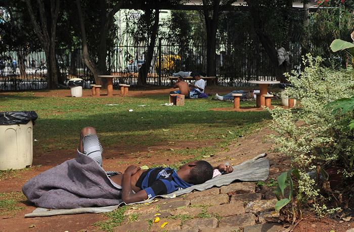 O levantamento mais recente sobre essa população foi feito em 2016 pelo Ipea, que estimou em 101.854 pessoas o número de pessoas situação de rua no Brasil.