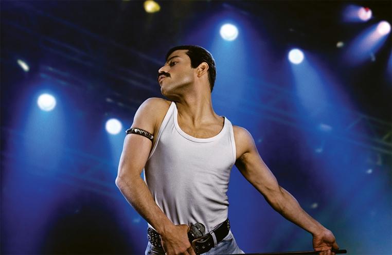 O produtor acabou encontrando seu Freddie Mercury perfeito em Rami Malek, o ator da série Mr. Robot.
