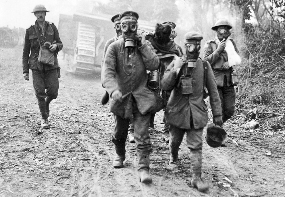 A Primeira Guerra Mundial em números