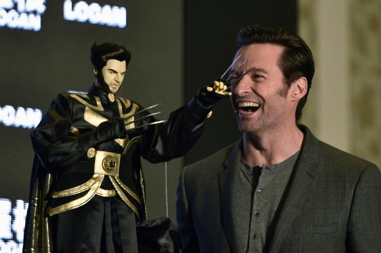 O ator australiano Hugh Jackman, que viveu o personagem Wolverine, de X-Men