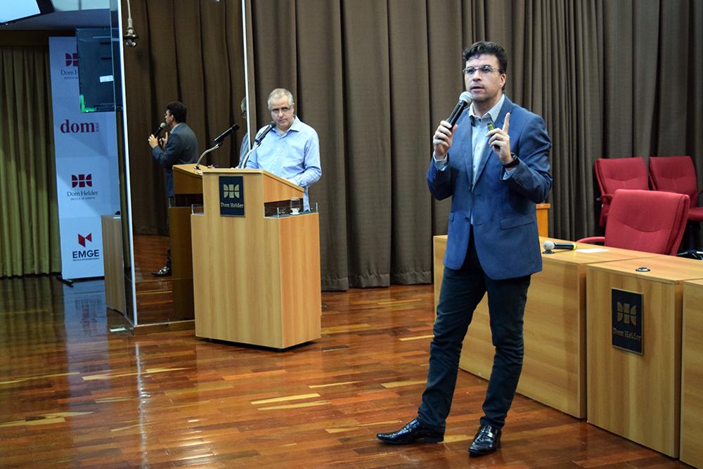 Marcelo Kokke, professor da Dom Helder e Procurador Federal da Advocacia-Geral da União.