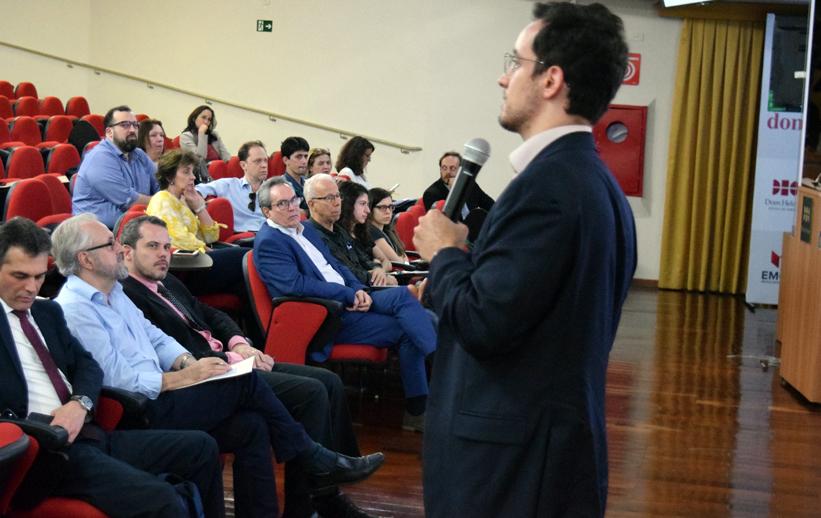 Fabrício Soler, representante da Felsberg Associados