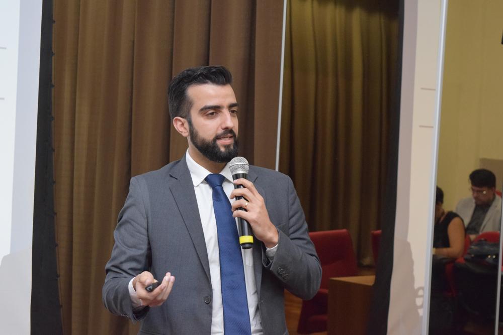 Henrique Mendes, representante da GreenEletron/ABINEE, falou sobre Incoerências no marco legal que dificultam a operacionalização dos SLR