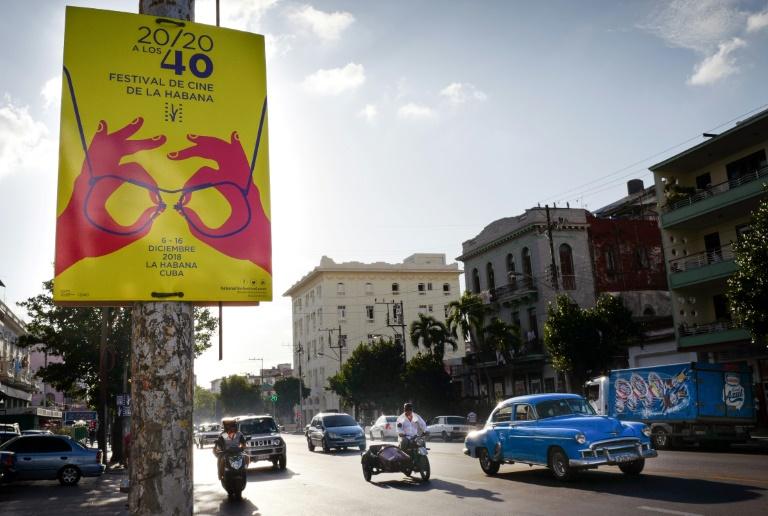 O Festival de Cinema de Havana se adaptou à nova realidade, menos filmes, menos cinemas, menos espectadores.