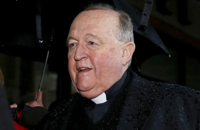 Philip Wilson é ex-arcebispo de Adelaide e ex-presidente do principal organismo da Igreja Católica na Austrália.