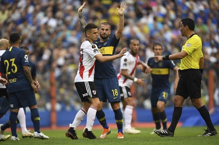 Os dois times mais populares da Argentina, fazem a grande decisão da Copa Libertadores a partir das 17h30 (de Brasília), no Estádio Santiago Bernabéu, em Madri.