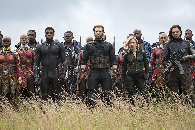 Apenas 'Vingadores: Guerra Infinita', da Marvel, propriedade da Disney, faturou 2 bilhões de dólares.