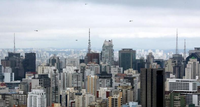 São Paulo era sem medida, sem fronteiras, sem regras de boas e más condutas.