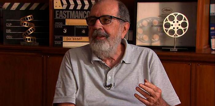 Ao falar do futuro do cinema, Diegues é otimista. Ele destaca que o Brasil está produzindo quase 180 filmes por ano.