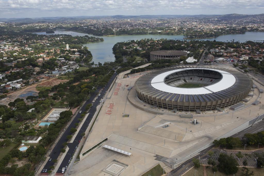 Palco dos 7 a 1, Mineirão vai receber a seleção brasileira na Copa América