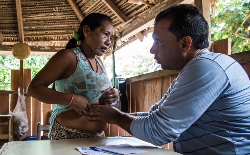 'O reconhecimento à saúde indígena está previsto na Constituição Federal de 198'