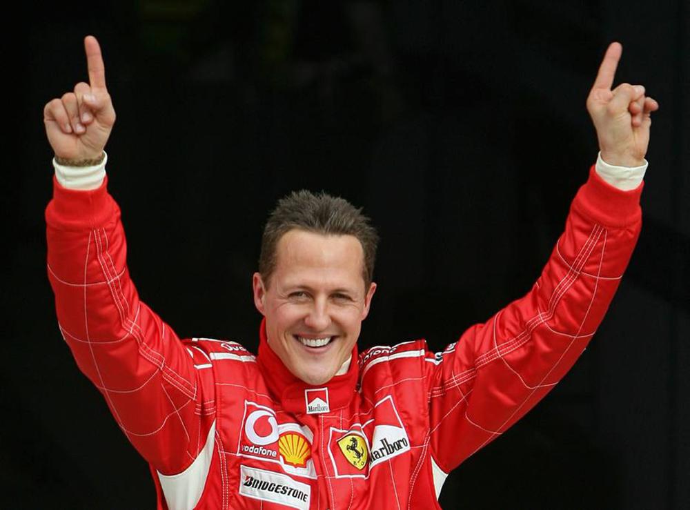 O alemão, até hoje o piloto mais bem-sucedido do esporte no quesito vitórias (91) e títulos, completará meio século em 3 de janeiro.