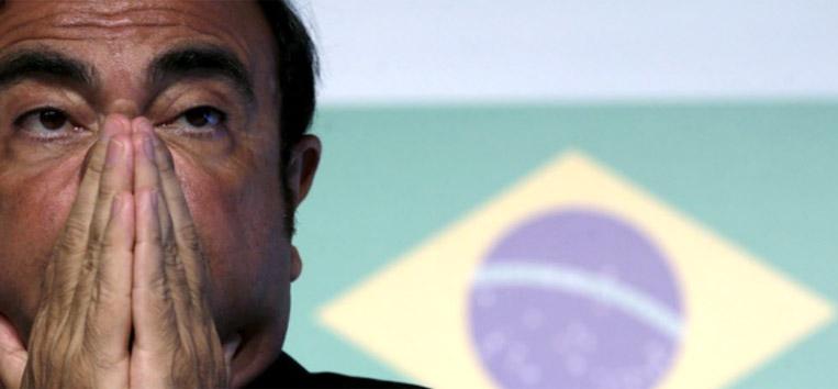 No último dia 21, Ghosn recebeu um novo mandado de prisão