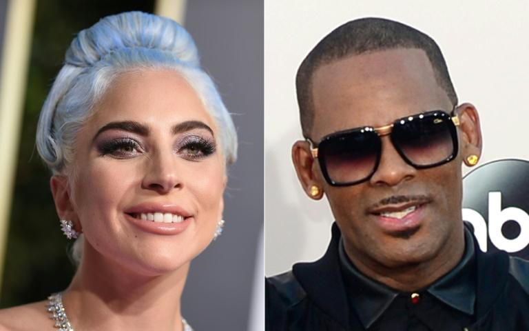 Lady Gaga pediu desculpas por colaborar com R. Kelly em 2013 na canção