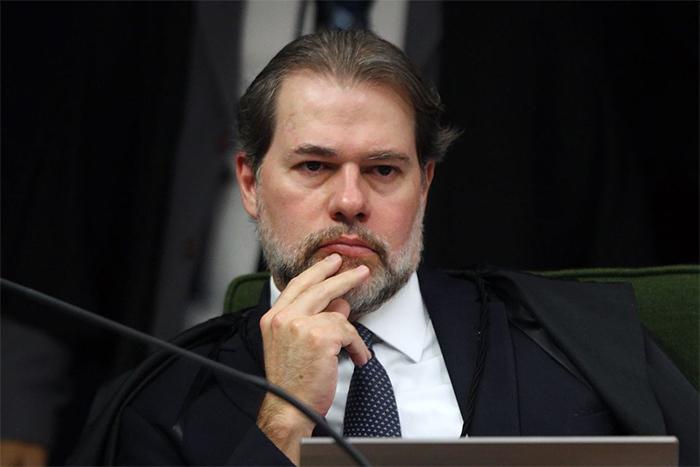 Dias Toffoli, presidente do Supremo Tribunal Federal.