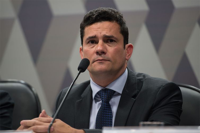 A equipe do ministro da Justiça e Segurança Pública, Sérgio Moro, está com a missão de formatar o texto.
