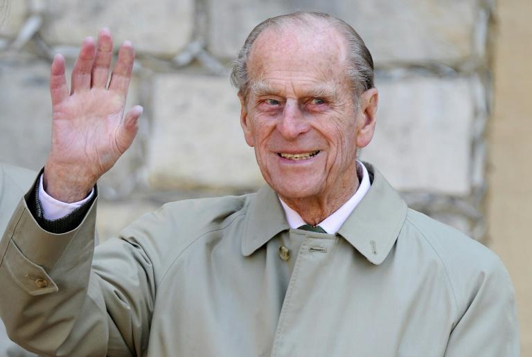(Arquivo) O príncipe Philip, 97, marido da rainha Elizabeth II