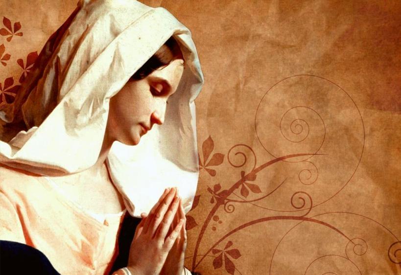 A festa de Maria Imaculada nos revela a presença do divino nela e em nós