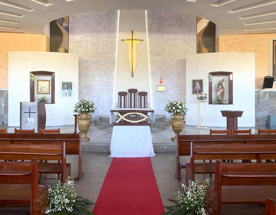 Paróquia Santo Afonso, em Parquelândia, Fortaleza - CE
