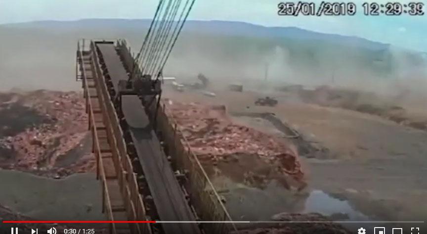 Imagens mostram força da lama que matou pessoas e destruiu o meio ambiente