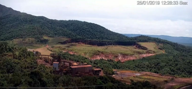 O rompimento de barragens, como a de Brumadinho, não ocorre sem dar sinais.