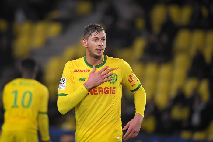 O argentino tinha saído da cidade francesa de Nantes, onde jogava há um ano e meio no clube local, para se integrar ao Cardiff (País de Gales).