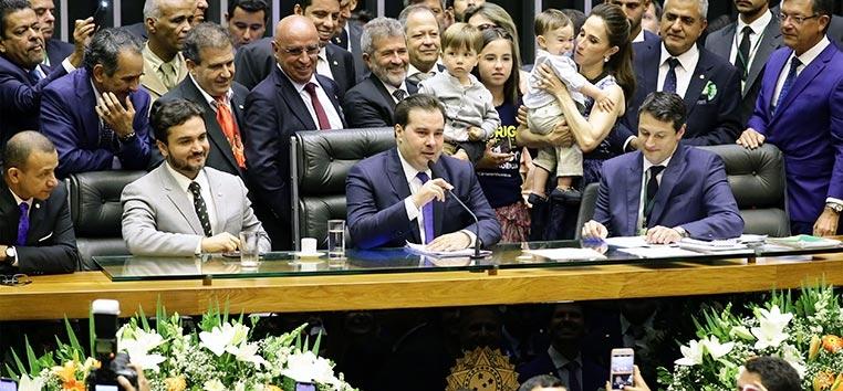 Legendas tiveram de se contentar com vagas de suplência para que não ficassem totalmente fora do arranjo feito por Rodrigo Maia.