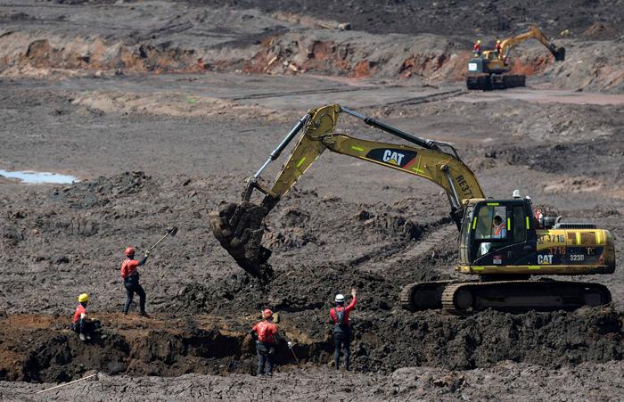 A tragédia na mina Córrego do Feijão, nos arredores da capital Belo Horizonte, deixou ainda 141 pessoas desaparecidas.