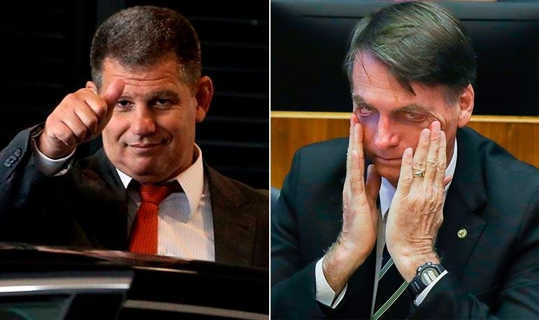 Áudios revelados pela revista põem em xeque a versão dos Bolsonaro no ponto de inflexão da crise.