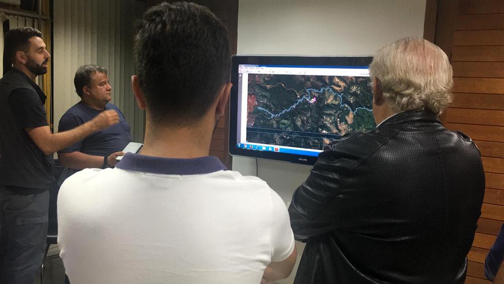 Rodovia dá acesso às cidades de Itabirito, Ouro Preto e Mariana.