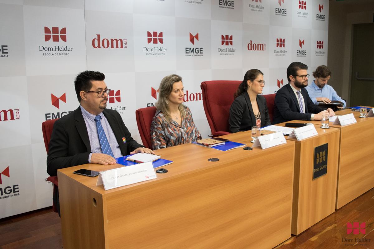 Comissão Externa de Avaliação da V Mostra Científica da Dom Helder.
