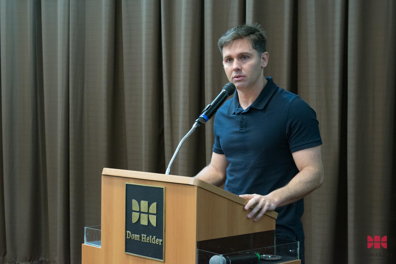 Promotor de Justiça William Garcia Pinto Coelho fala sobre o trabalho na Tragédia de Brumadinho.