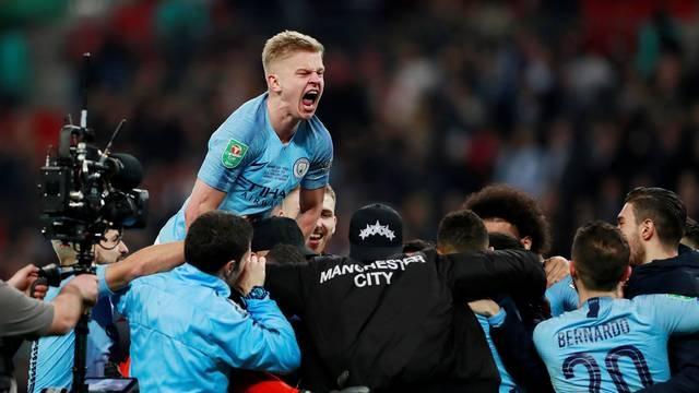 Manchester City sagrou-se campeão da Copa da Liga Inglesa
