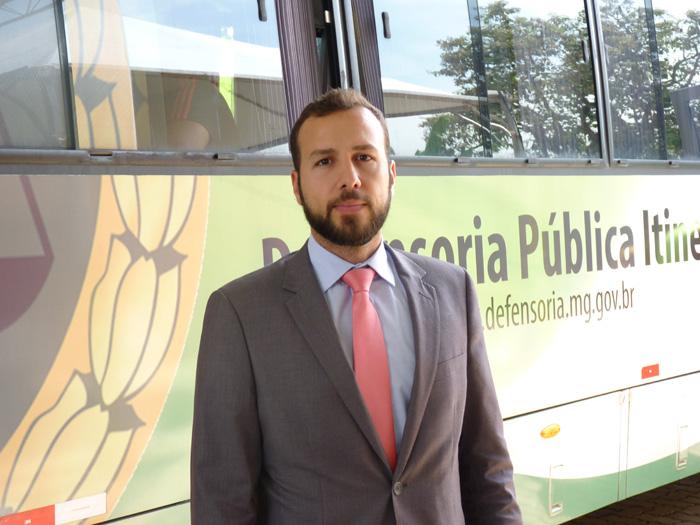 Rômulo Carvalho garante que a Defensoria Pública do estado atua para que essas doações não substituam as indenizações devidas às famílias de Brumadinho.