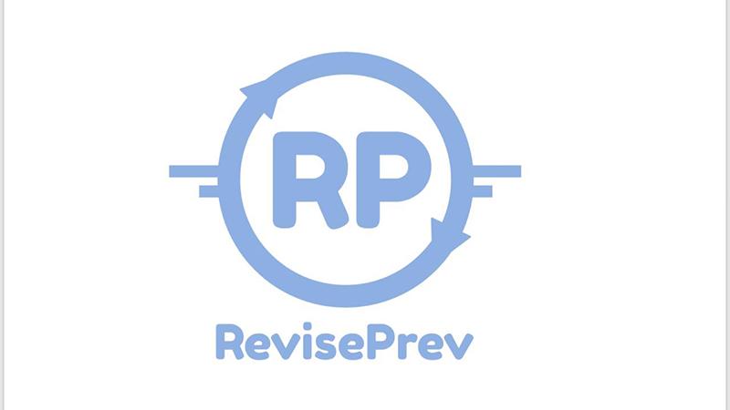 Logomarca da RevisePrev.
