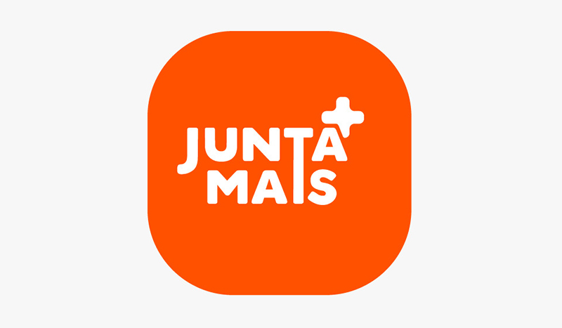 Logomarca da JuntaMais.