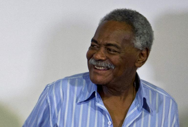 Foto de arquivo de Coutinho, que morreu aos 75 anos, em 12 de março de 2015
