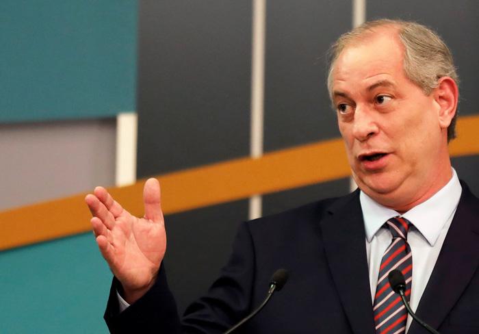 A magistrada determinou a citação de Ciro na sede da Rede Globo, no dia em que ocorreu o debate presidencial.