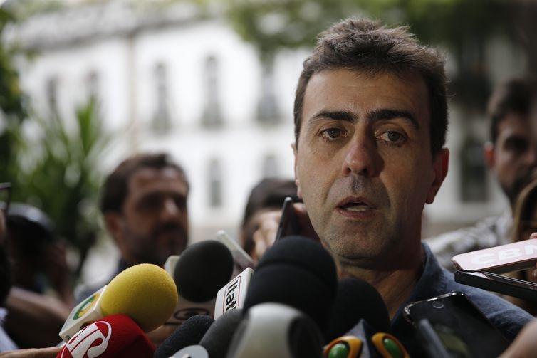 Sobre os acusados, Freixo afirmou que ambos estão envolvidos em crimes anteriores.