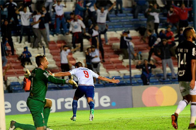 Atlético é inoperante no ataque e sai derrotado novamente na Libertadores.