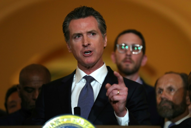 O governador da Califórnia, Gavin Newsom,anunicou uma moratória nas execuções que beneficiará os 737 detentos no