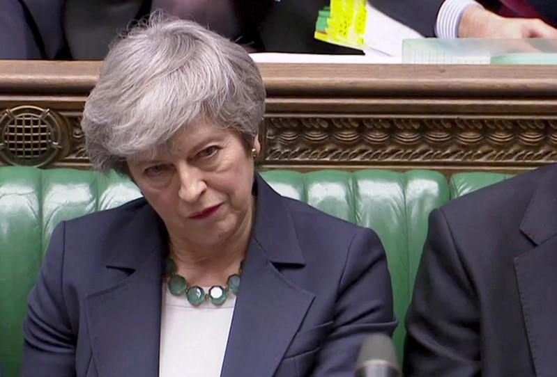 Votação contra uma saída sem acordo ainda deixa indefinido como, quando e sob quais termos o Reino Unido deixará o bloco a que aderiu em 1973.