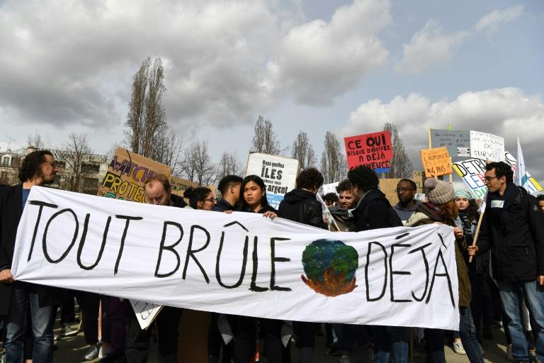 (Arquivo) Esta é a primeira ação judicial sobre o clima apresentada contra o Estado na França. Iniciativas similares aconteceram em Colômbia, Paquistão e Holanda