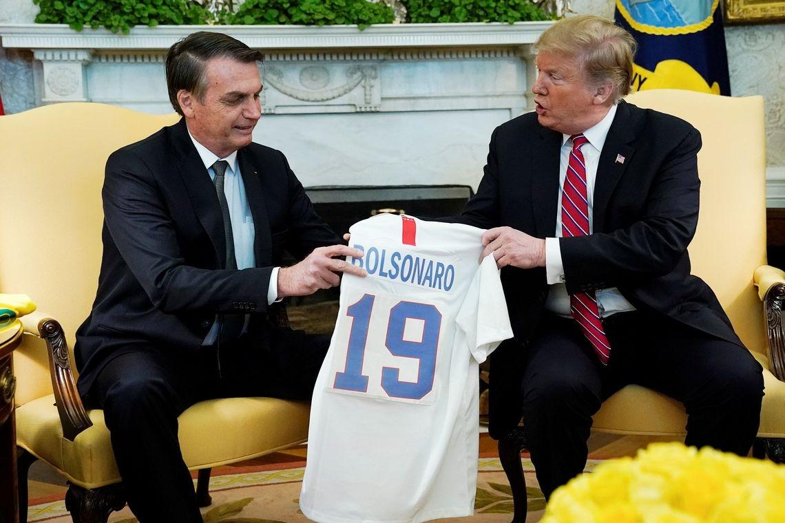 'O Brasil é um grande país. A grande potência do futebol. Tem grandes jogadores, posso lembrar de Pelé e tantos outros'