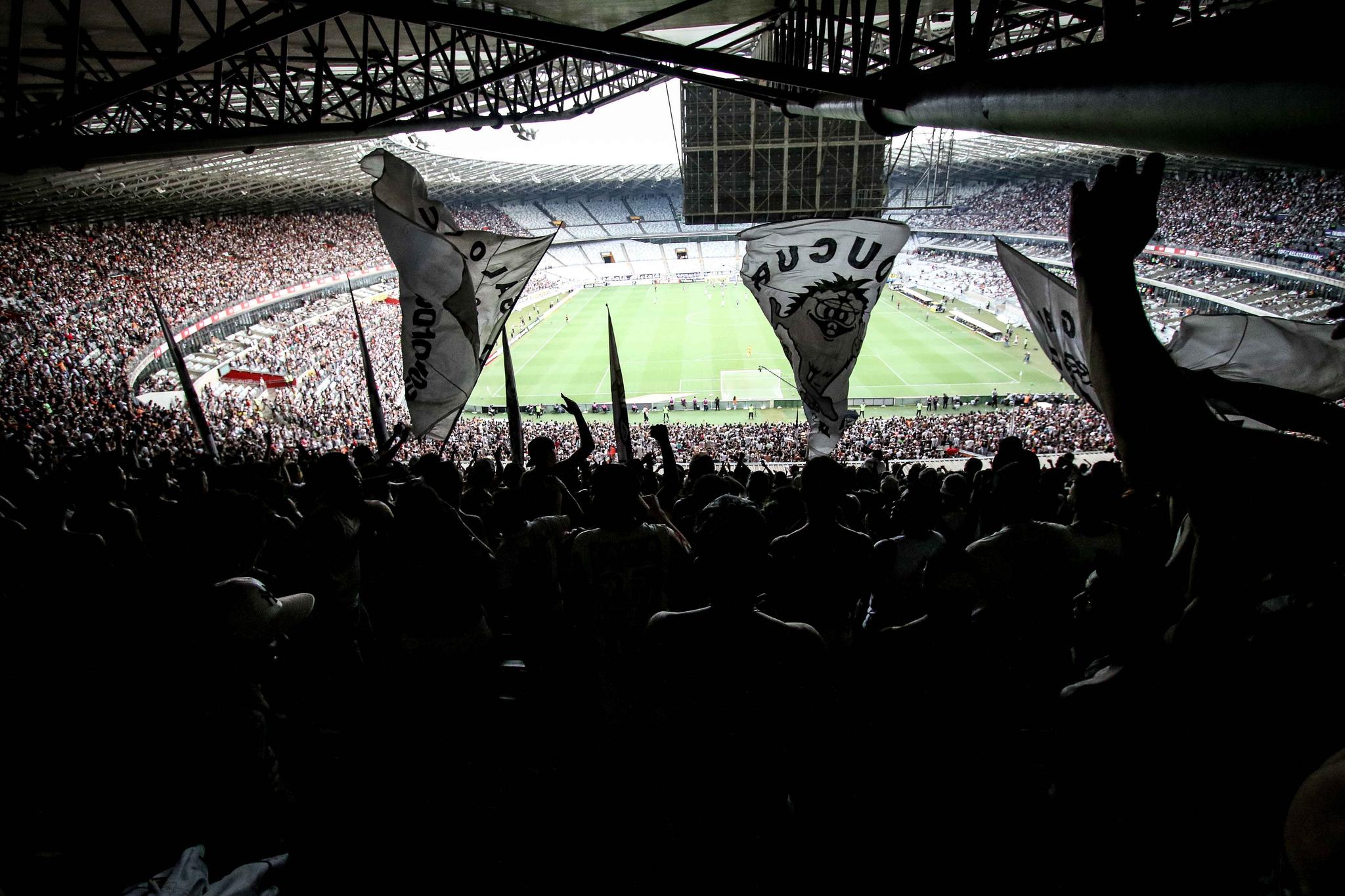 Torcida do Atlético deve lotar o Mineirão nos próximos compromissos do time pela Libertadores